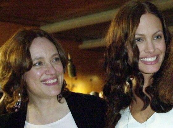 Mother of Angelina Jolie