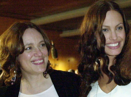 Angelina Jolie Opens Up About Late Mother Marcheline Bertrand I