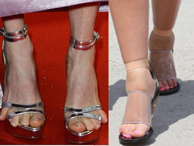 Kim Kardashian e Julianne Moore