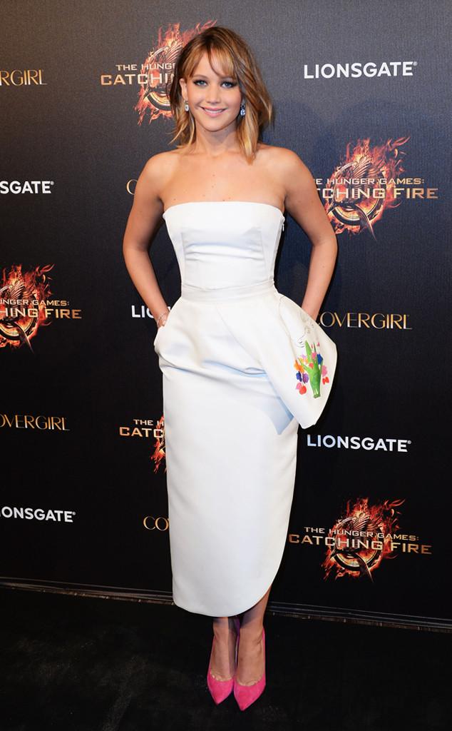 Jennifer Lawrence, Cannes