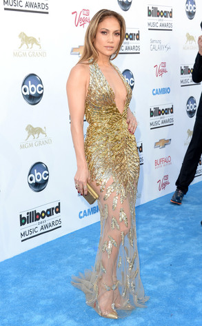 Billboard Music Awards, Jennifer Lopez