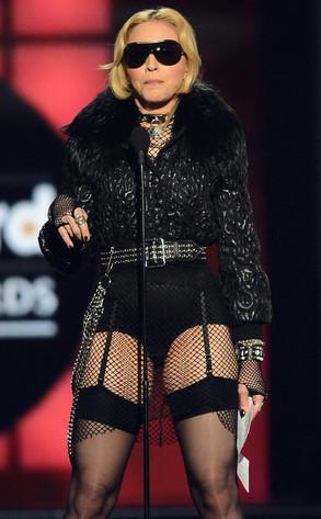 Billboard Music Awards, Madonna
