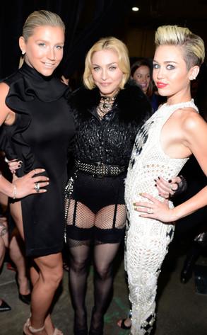 Ke$ha, Kesha, Madonna, Miley Cyrus, Billboard Music Awards