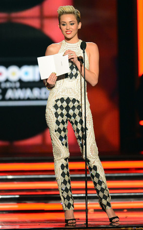Miley Cyrus, Billboard Music Awards