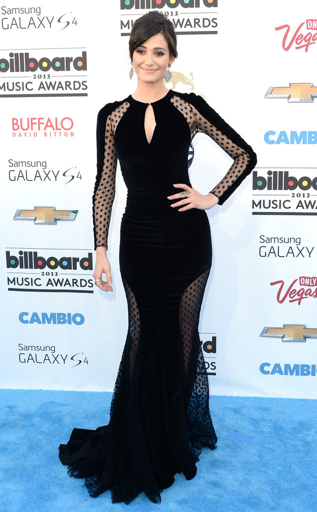 Billboard Music Awards, Emmy Rossum
