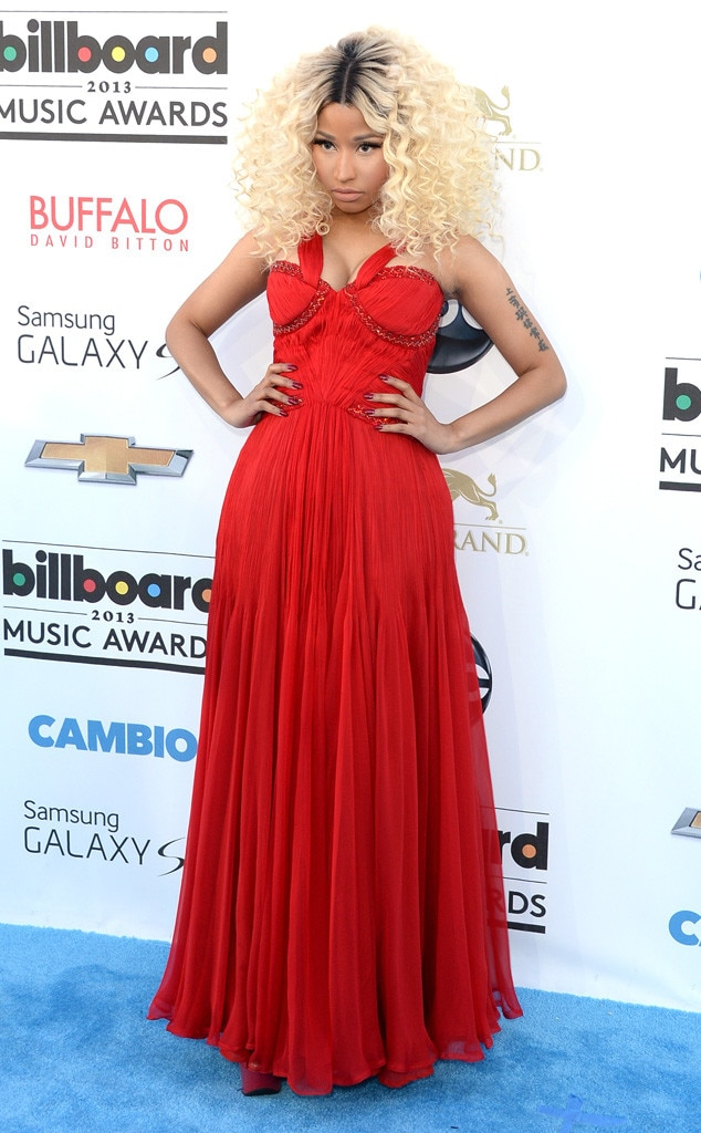 Billboard Music Awards, Nicki Minaj
