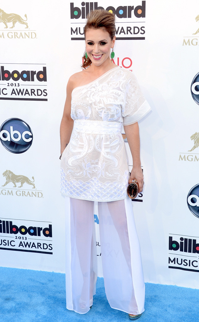 Billboard Music Awards, Alyssa Milano