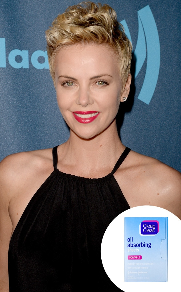 Charlize Theron, Luxe Looks Gallery