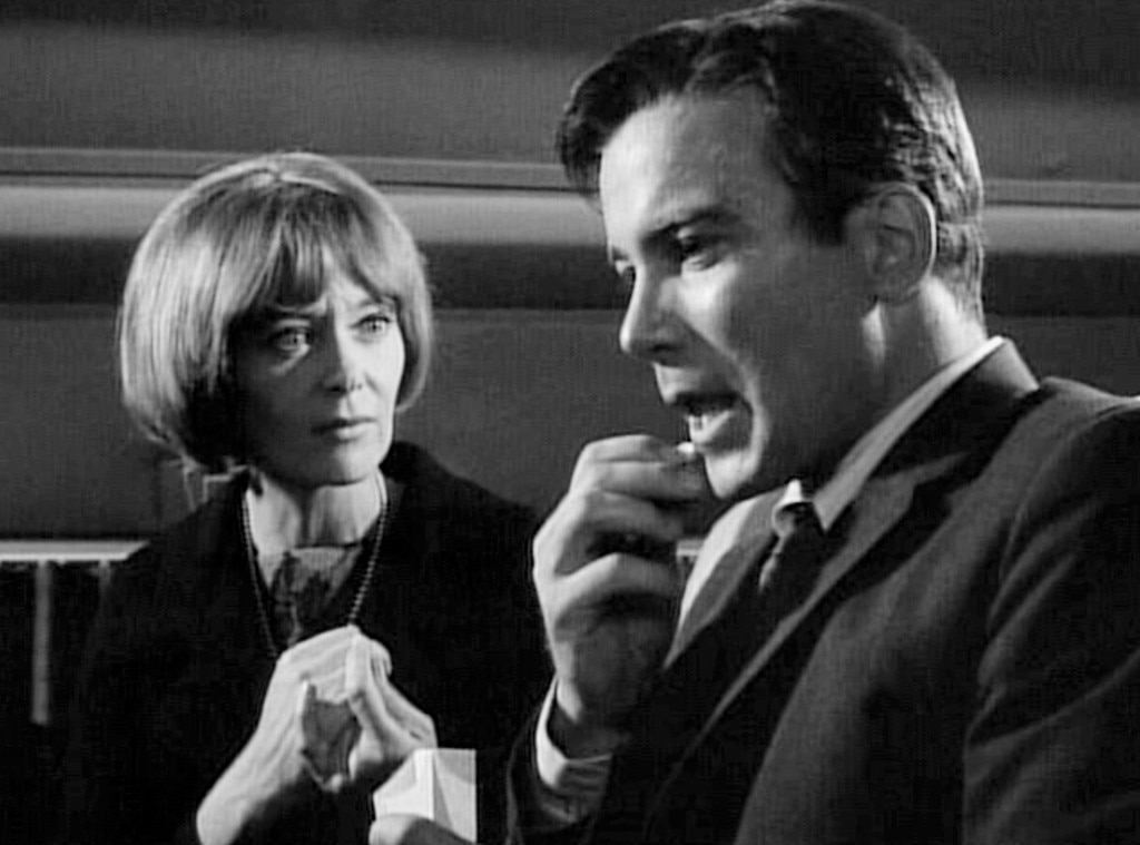 Christine White, William Shatner, Twilight Zone