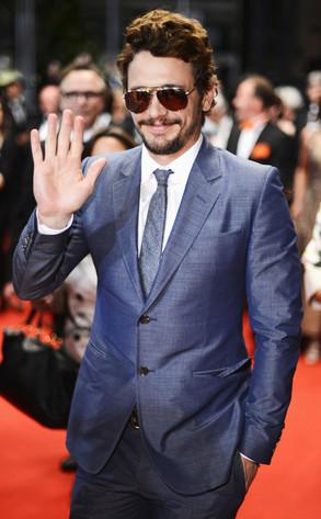 James Franco, Cannes