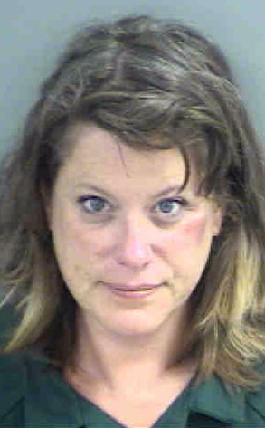 Jacqueline Walters Danforth, Mug Shot, DUI