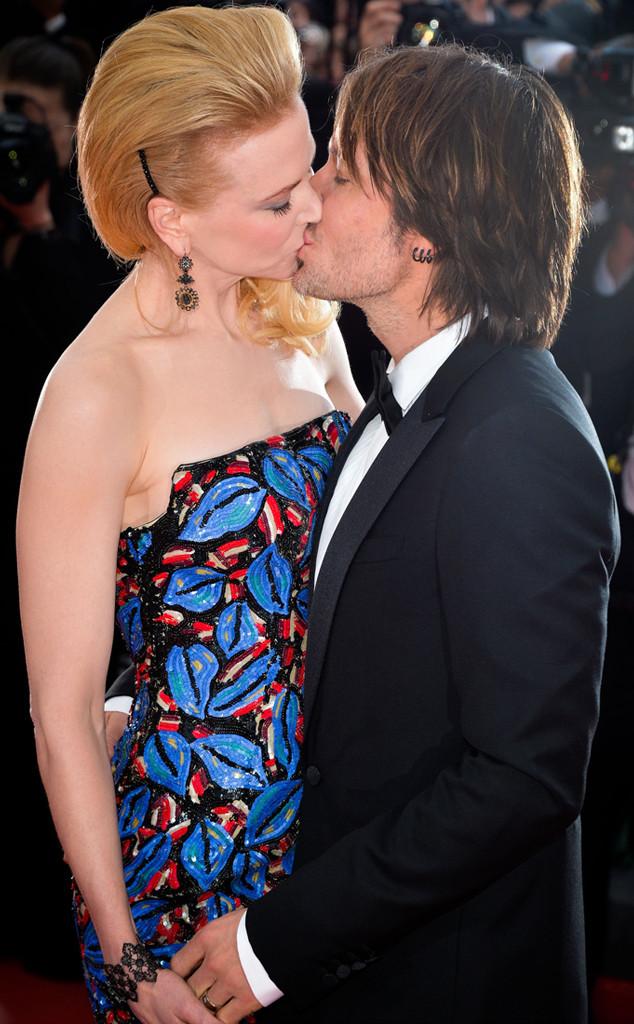 Nicole Kidman, Keith Urban, Cannes