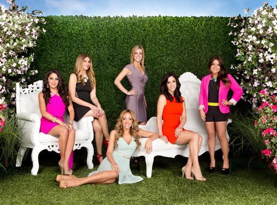 Princesses of Long Island, Cast