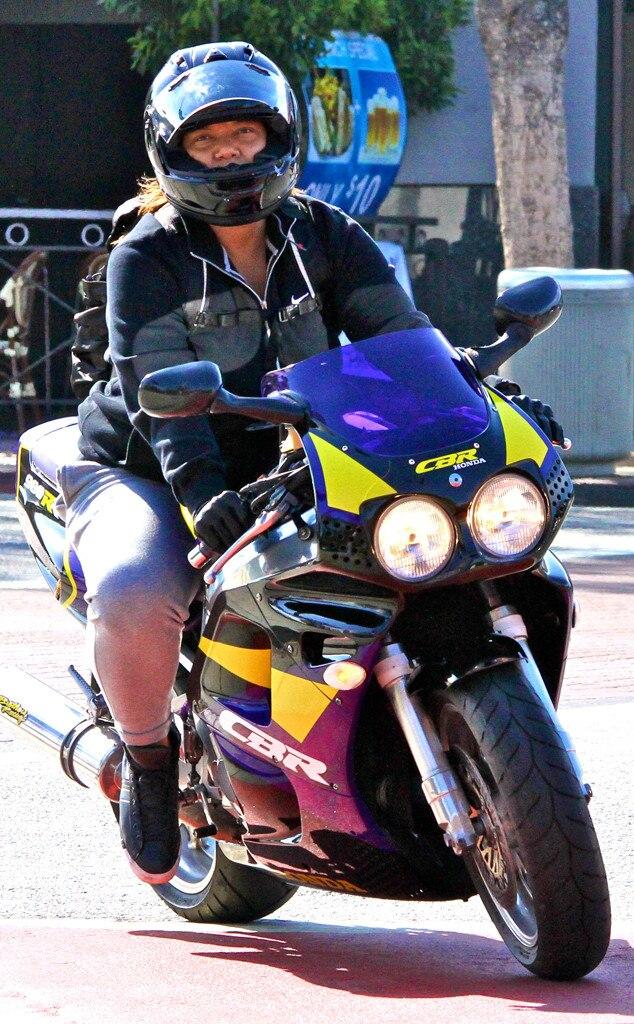Queen Latifah, Motocycle