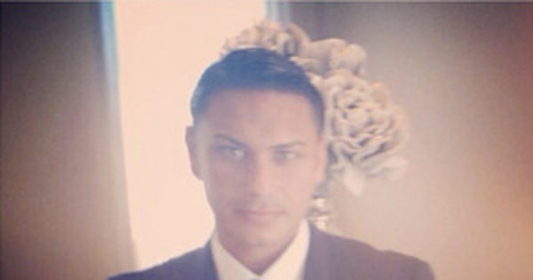 Pauly D Unveils Great Gatsby Inspired Hairstylesee The Pic E News