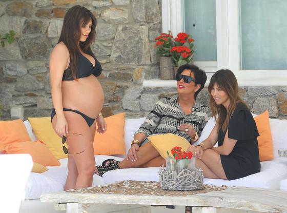 Kim Kardashian, Kris Jenner, Kourtney Kardashian