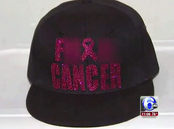 F Cancer Hats