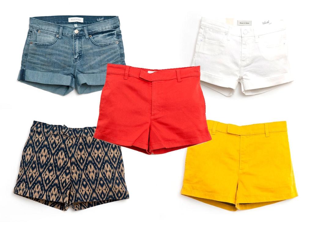 Henry & Belle Shorts
