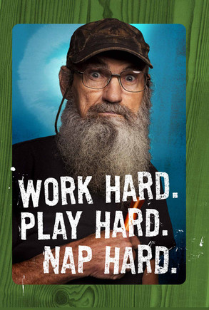 Duck Dynasty Father's Day Cards