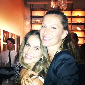 Gisele Bundchen, Gabriela, Instagram