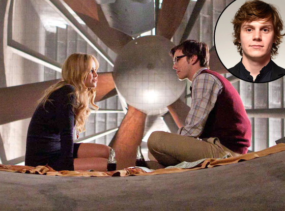 Jennifer Lawrence, Nicolas Hoult, X-Men First Class, Evan Peters