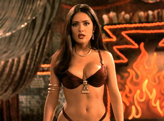 Salma Hayek, From Dusk Till Dawn