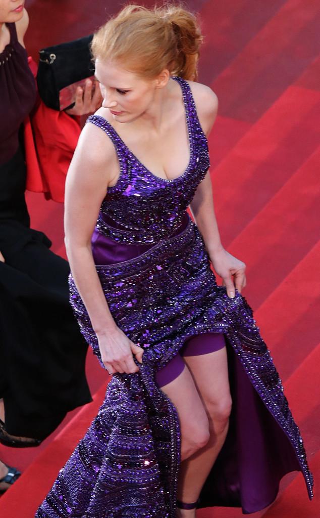 Jessica Chastain, Spanx