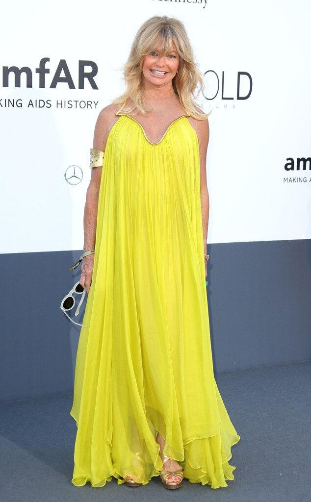 Goldie Hawn, amfAR