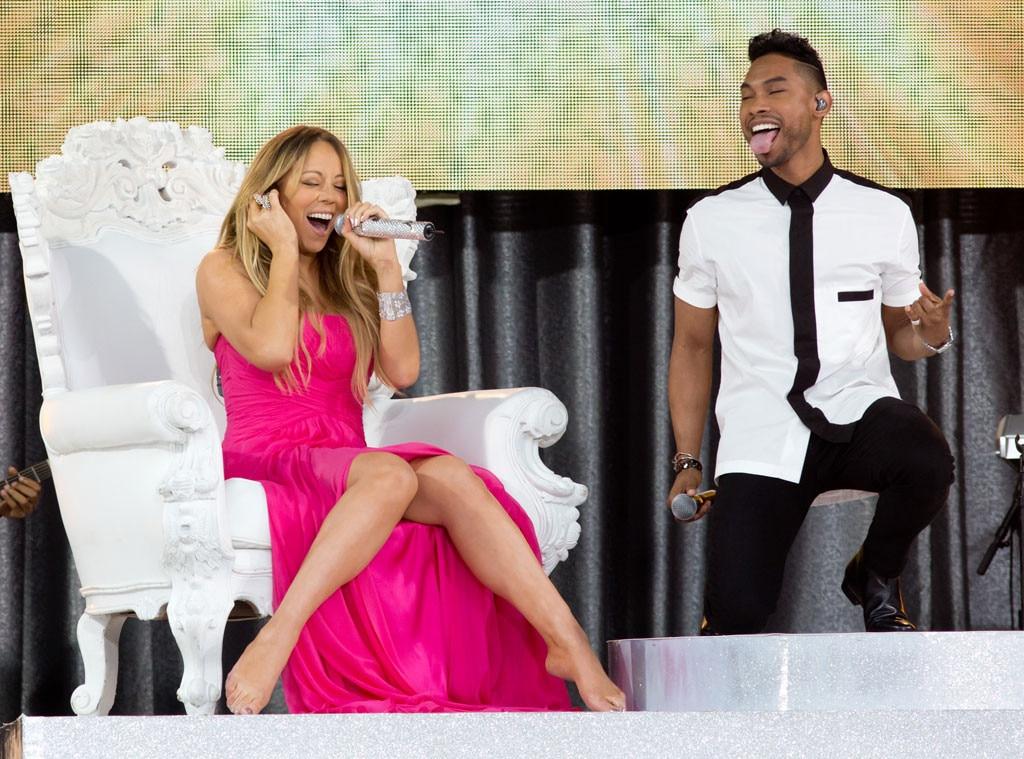 Mariah Carey, Miguel