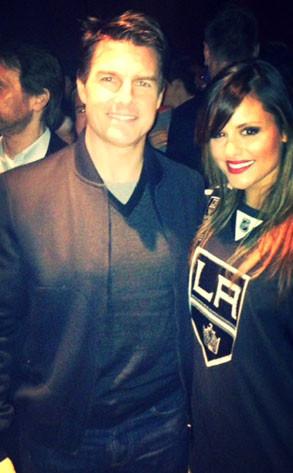 Tom Cruise, Pia