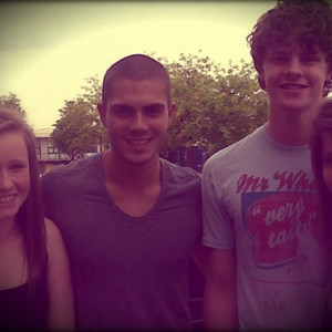 The Wanted, Twit Pics