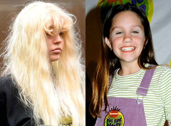 Amanda Bynes, Then and now