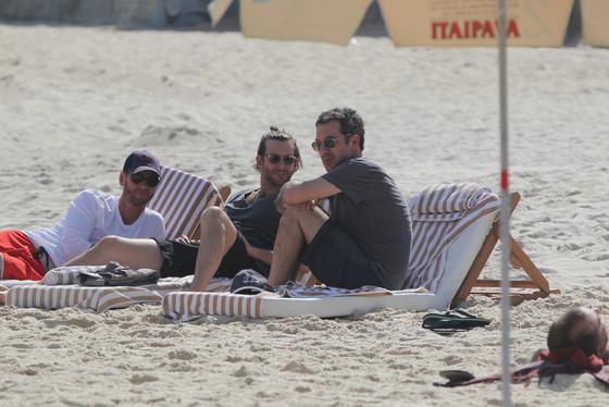 Bradley Cooper, praia, Rio de Janeiro