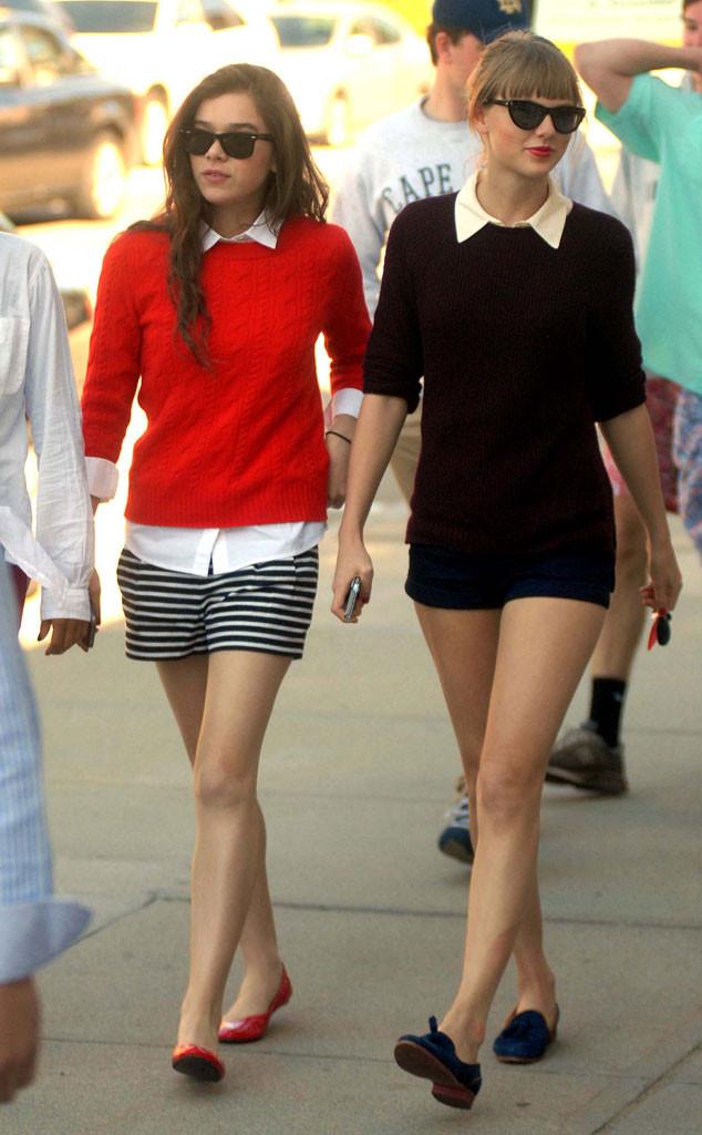 Taylor Swift, Hailee Steinfeld