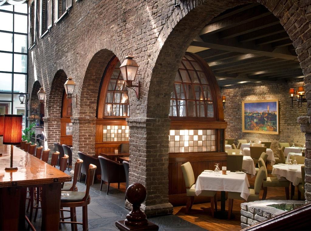 Charleston Restaurants & Bars, McCrady's Restaurant