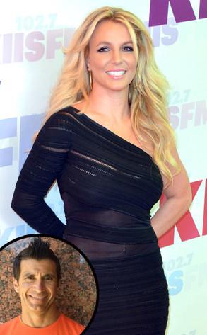 Britney Spears, Tony Martinez
