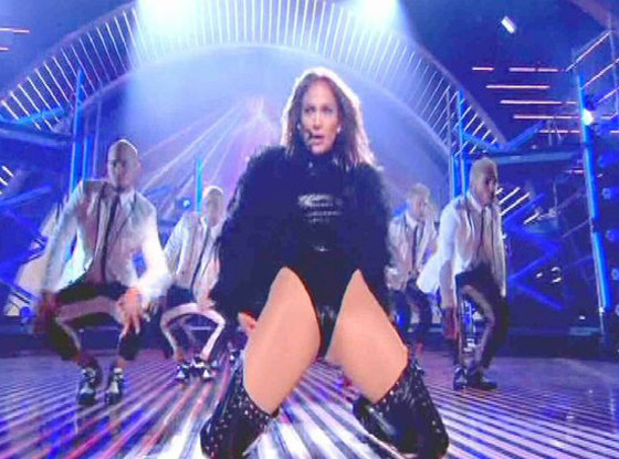 Jennifer Lopez, Britain's Got Talent