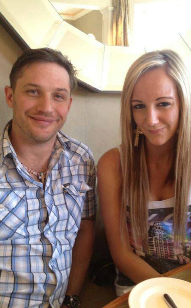 Tom Hardy, Kayleigh Duff, Facebook