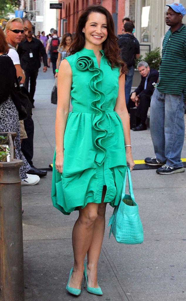El verde que va desde Sexo en Nueva York Moda Evolución-1085