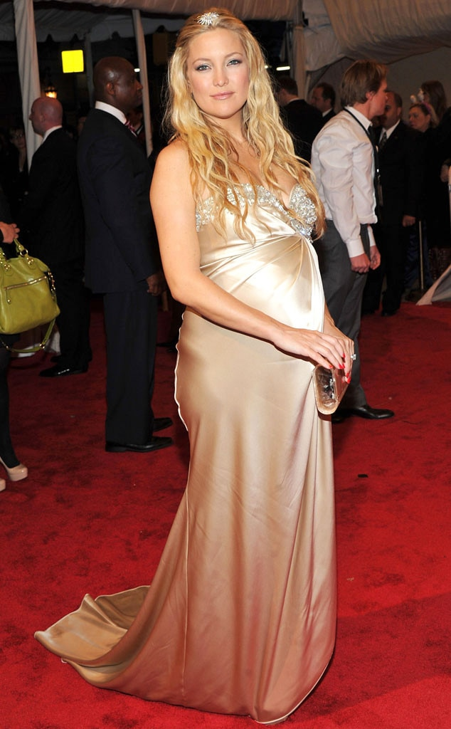 Kate Hudson, Baby Bump