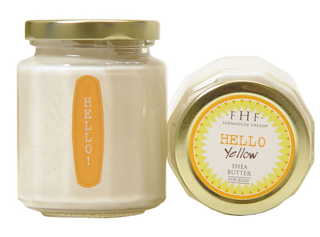 Hello Yellow Shea Butter