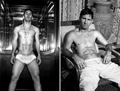Leo Messi, Dolce & Gabbana