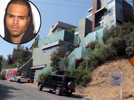 Chris Brown, House