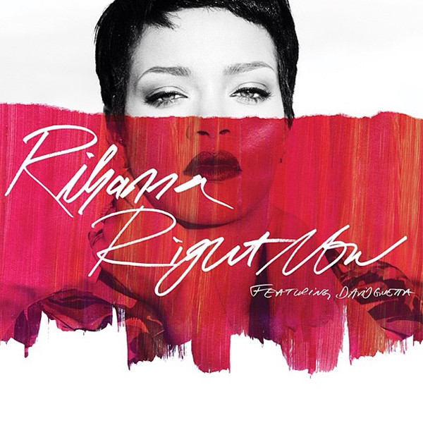 Rihanna, Right Now single cover