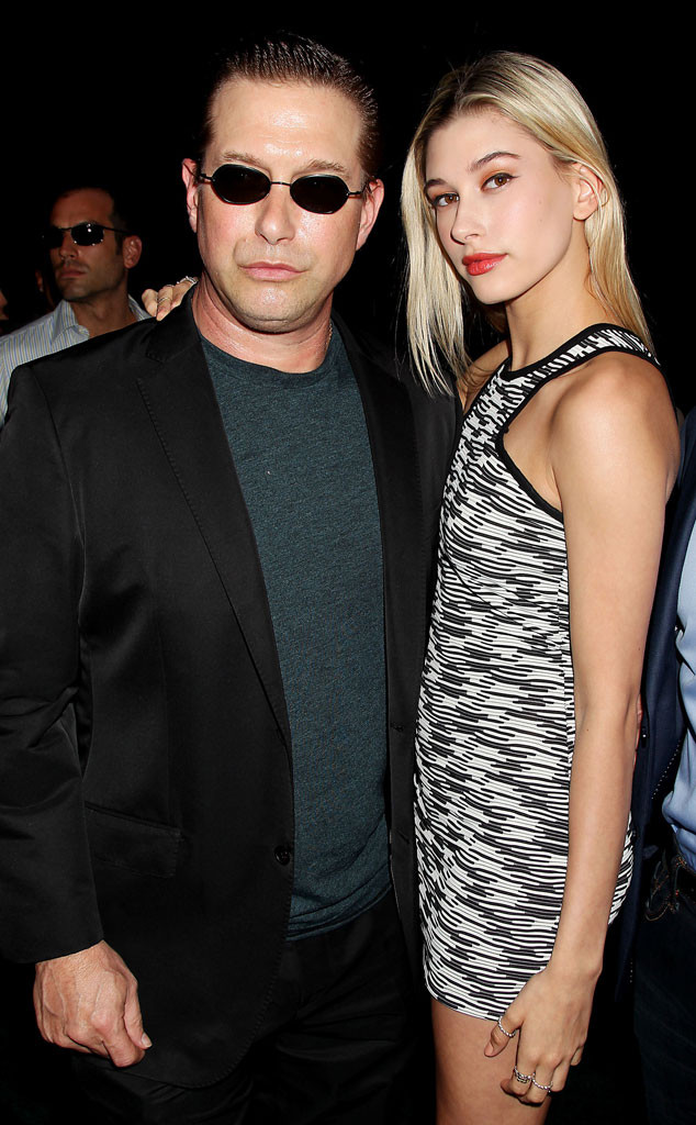 Stephen Baldwin, Hailey Baldwin