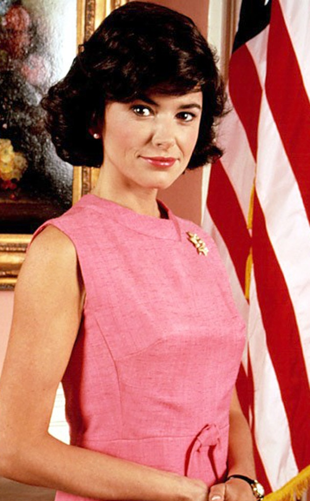 Roma Downey, Stars as Kennedys