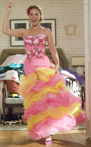 Katherine Heigl, 27 Dresses