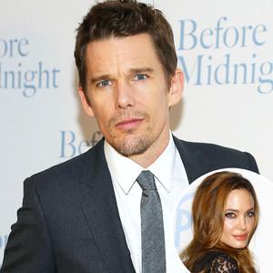 Ethan Hawke, Angelina Jolie
