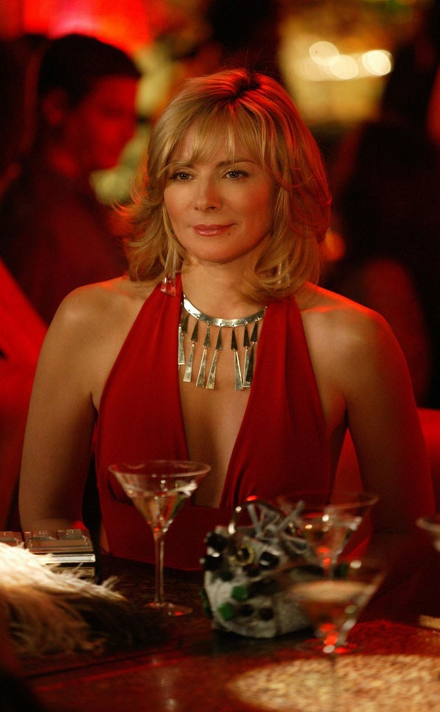 Kim Cattrall, Sex and The City