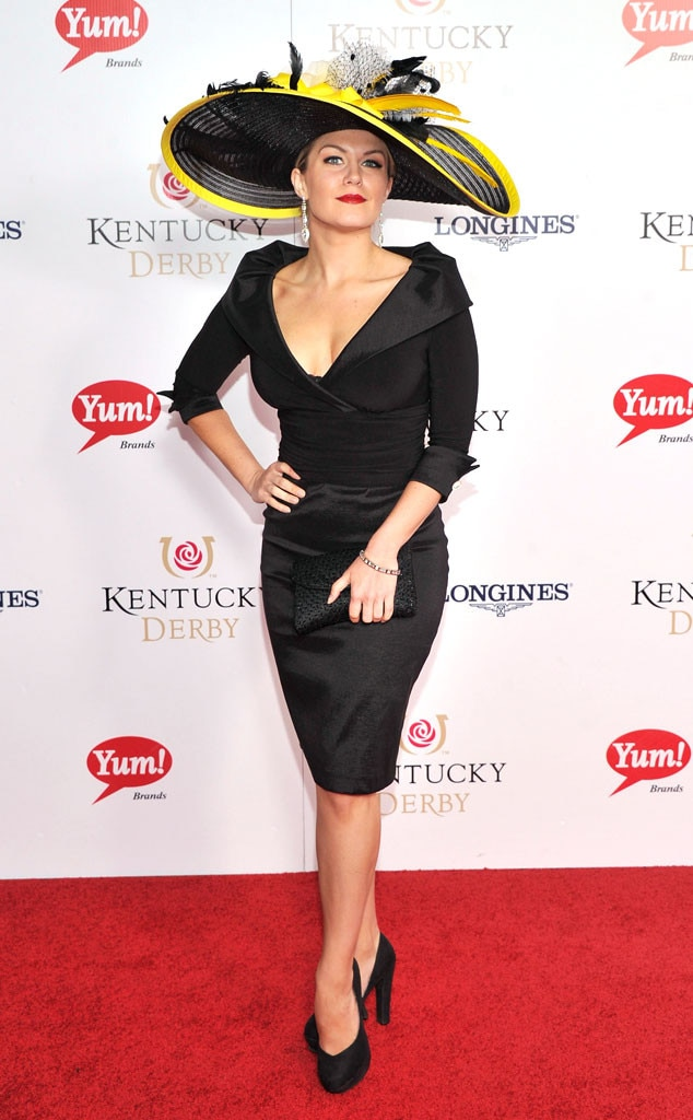 Kentucky Derby, Mallory Hagan